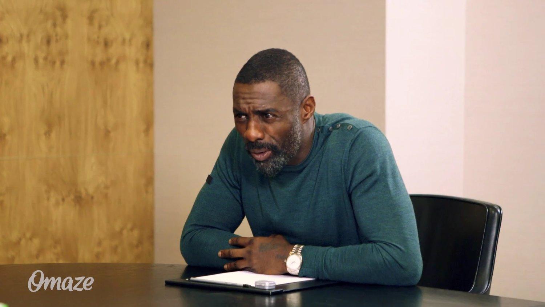 Children Offer Idris Elba Dating Advice in Funny Video