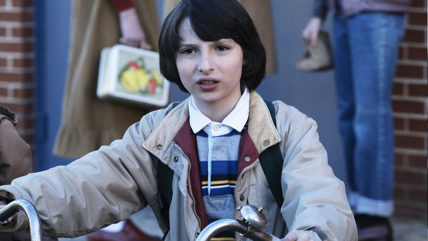 New Photo of STRANGER THINGS' Finn Wolfhard as Richie Tozier in Stephen King's IT