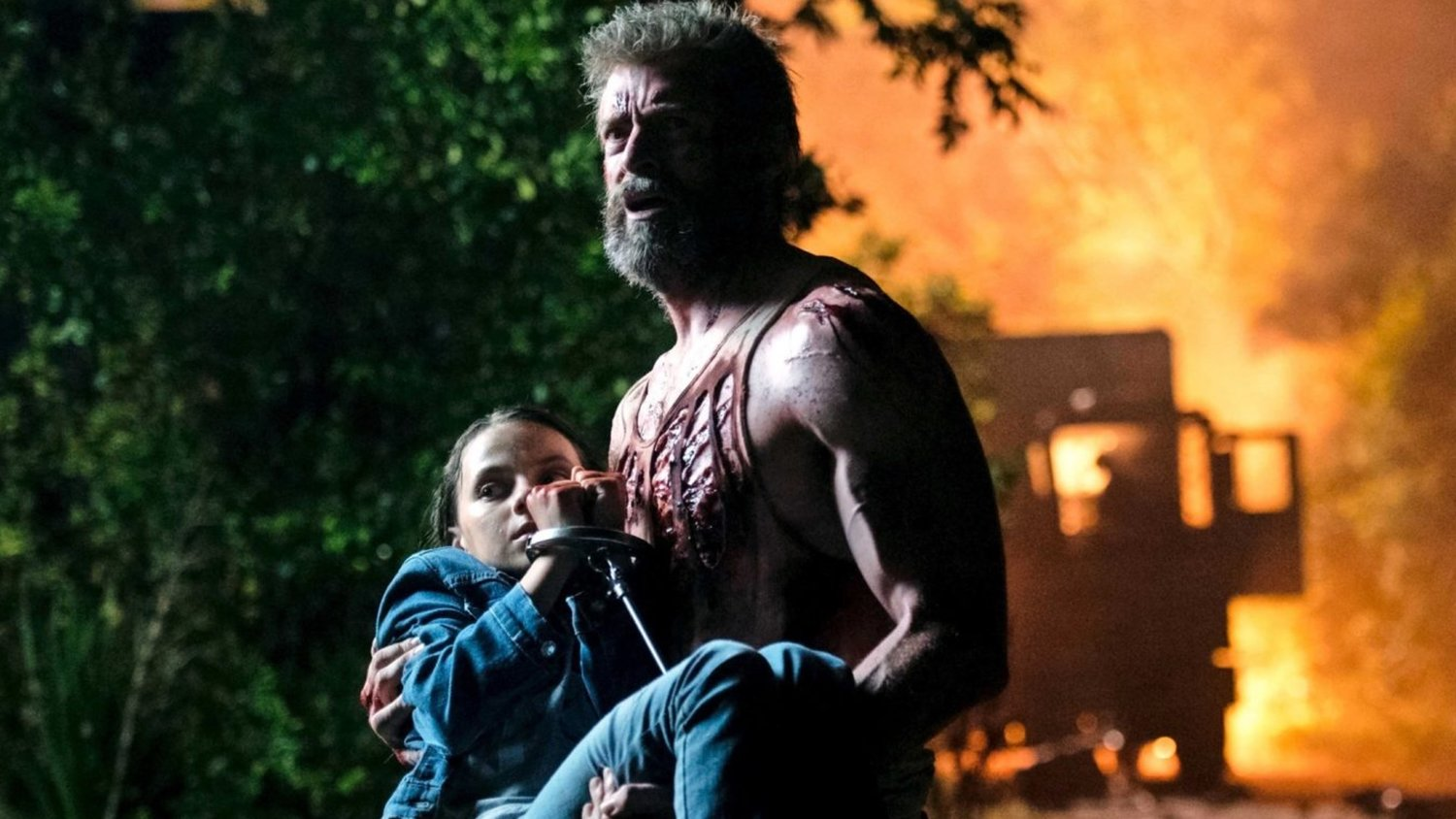 Hugh Jackman Reveals Trick to Playing Old Man Logan; LOGAN Was Inspired by LITTLE MISS SUNSHINE