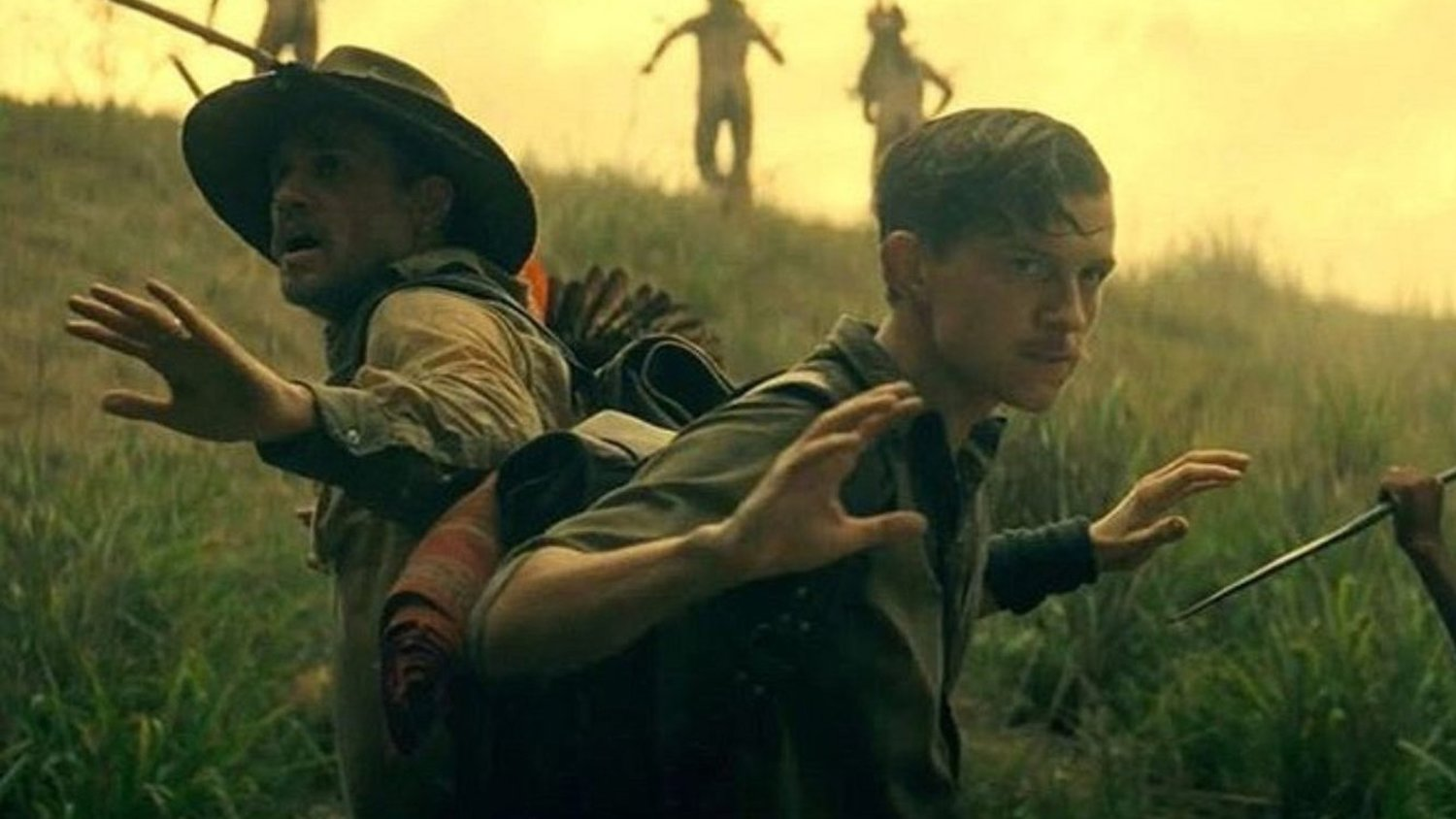 Adventure-Filled New Trailer for THE LOST CITY OF Z with Charlie Hunnam and Tom Holland