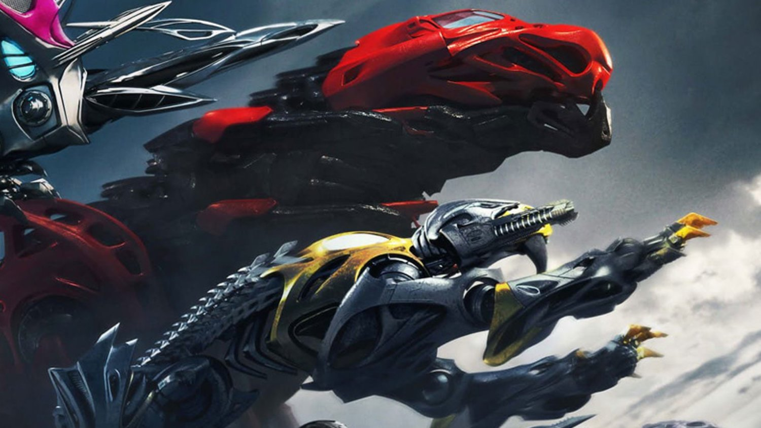 The Zords Rush Into Battle in New Poster for POWER RANGERS