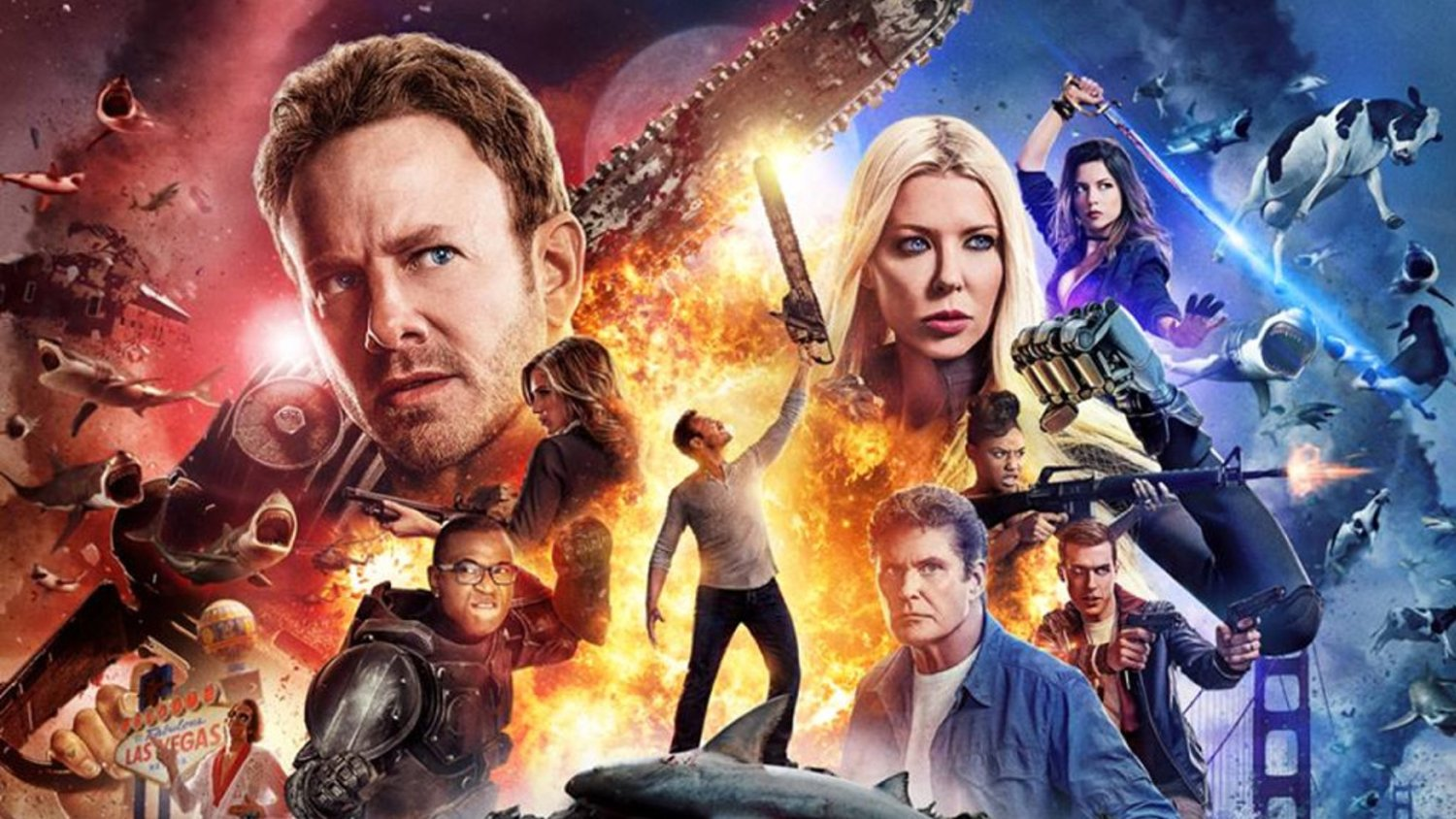 SHARKNADO 5 Has Been Announced and Is Currently in Production
