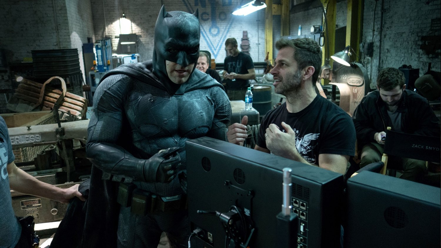 DC Film Fan Starts a Petition for Zack Snyder to Direct THE BATMAN