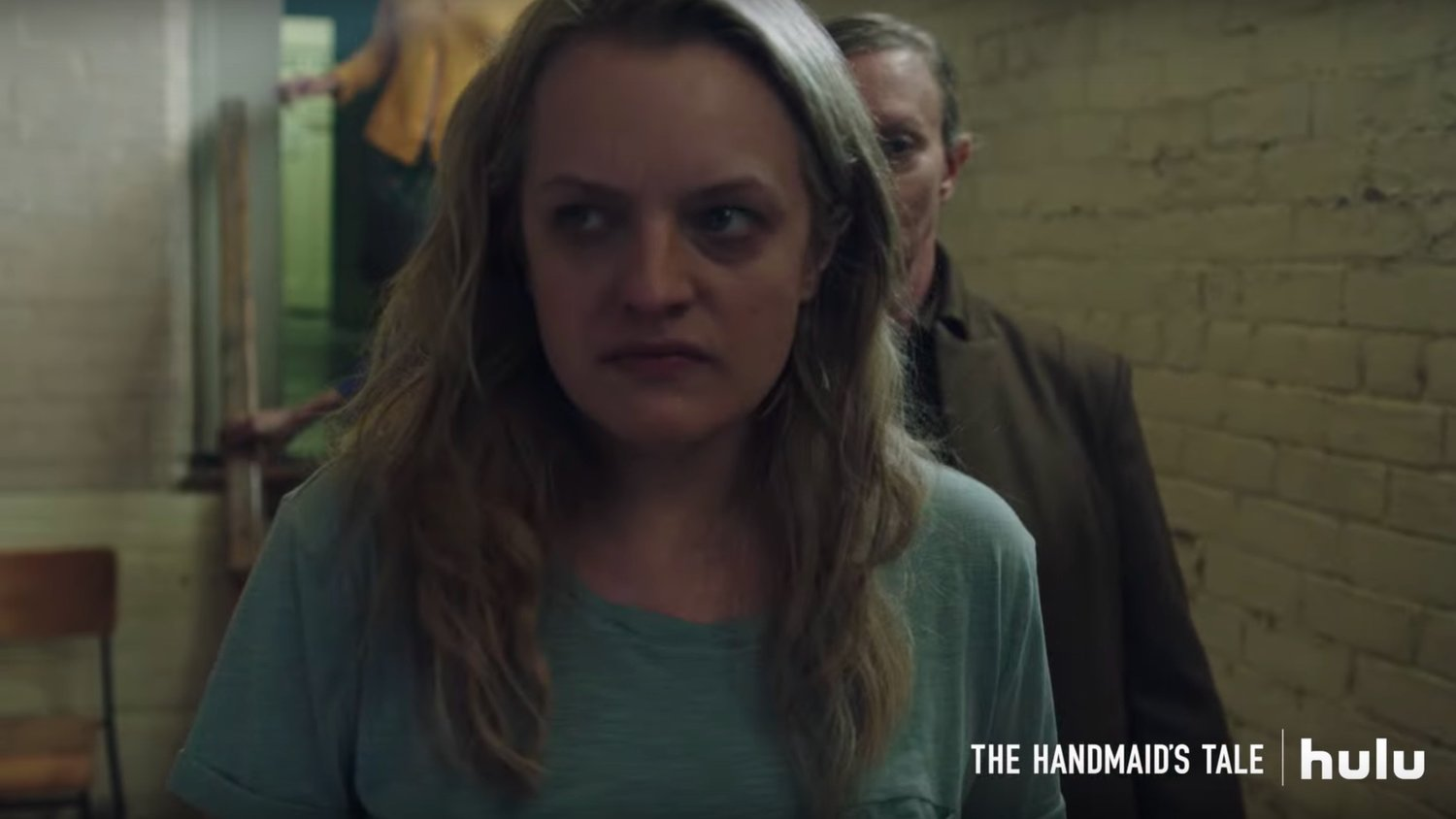 Elisabeth Moss Is Defiant in the Super Bowl Spot for Hulu's THE HANDMAID'S TALE