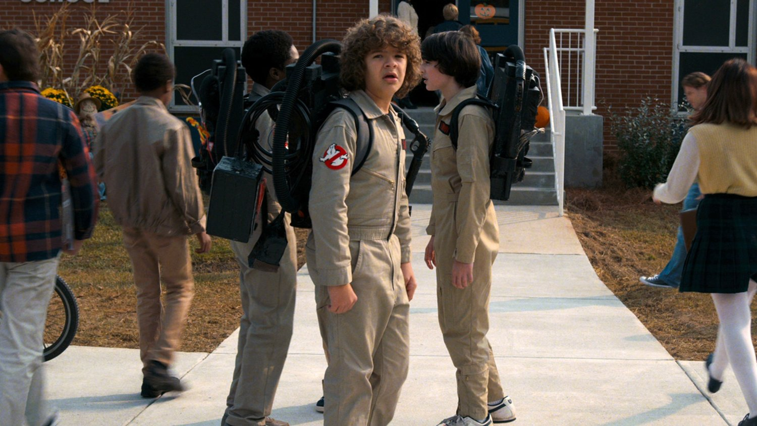 First Image From STRANGER THINGS Season 2 Is Nostalgic Perfection