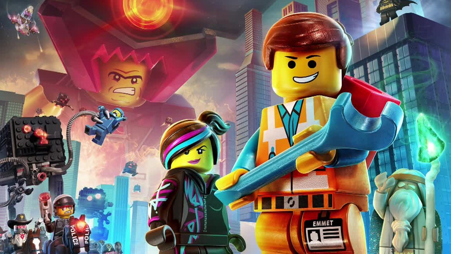 THE LEGO MOVIE Sequel Will Be Helmed by TROLLS Director Mike Mitchell