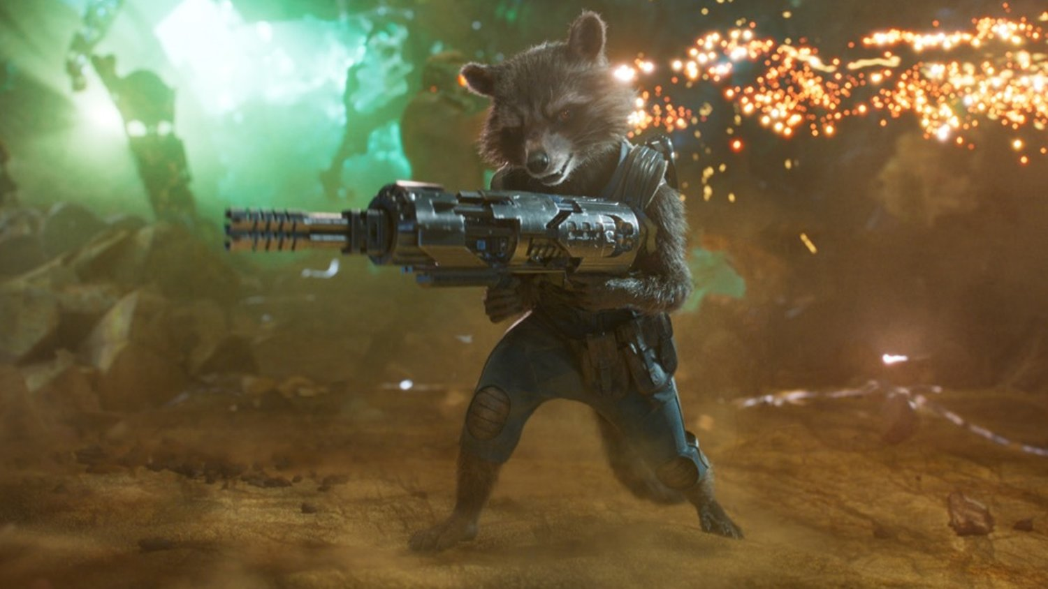 Fun New Poster and Photos From GUARDIANS OF THE GALAXY VOL. 2