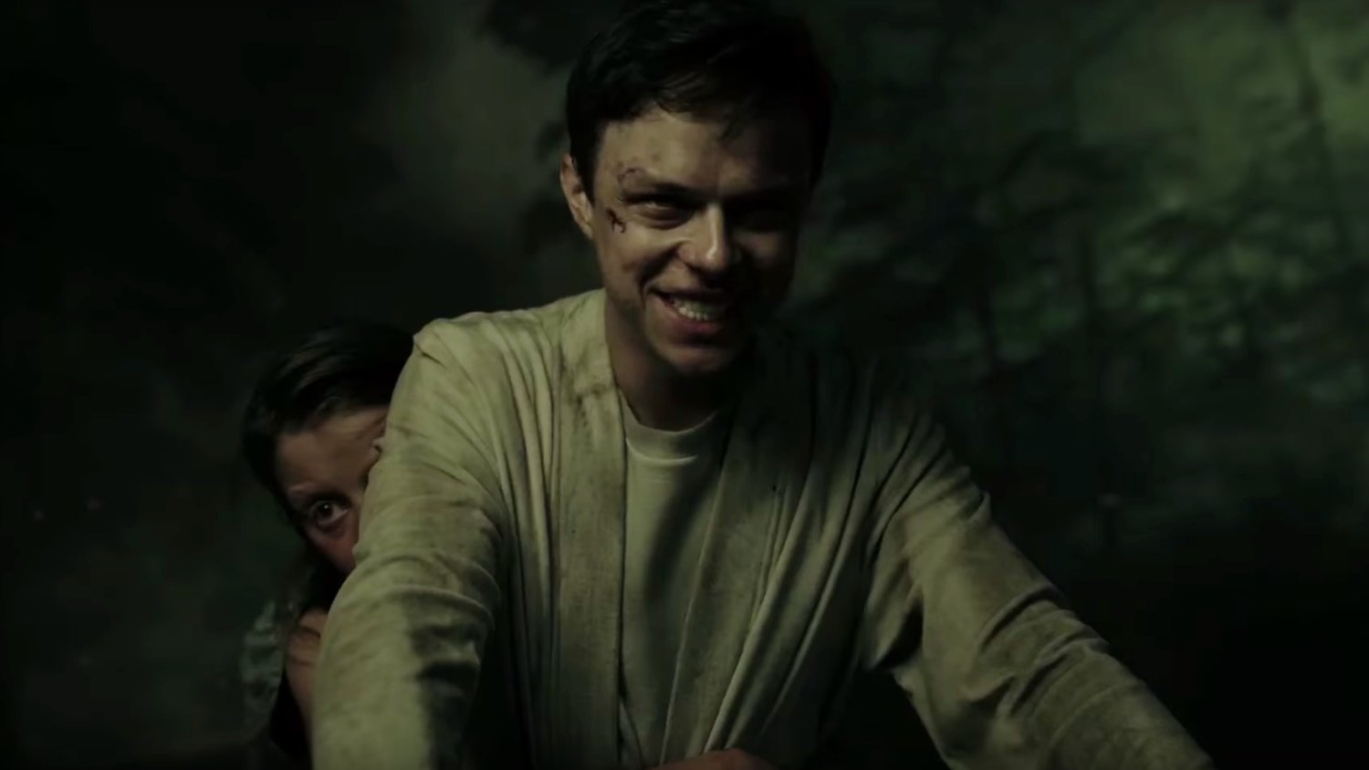 Creepy and Sinister Super Bowl Spot for A CURE FOR WELLNESS