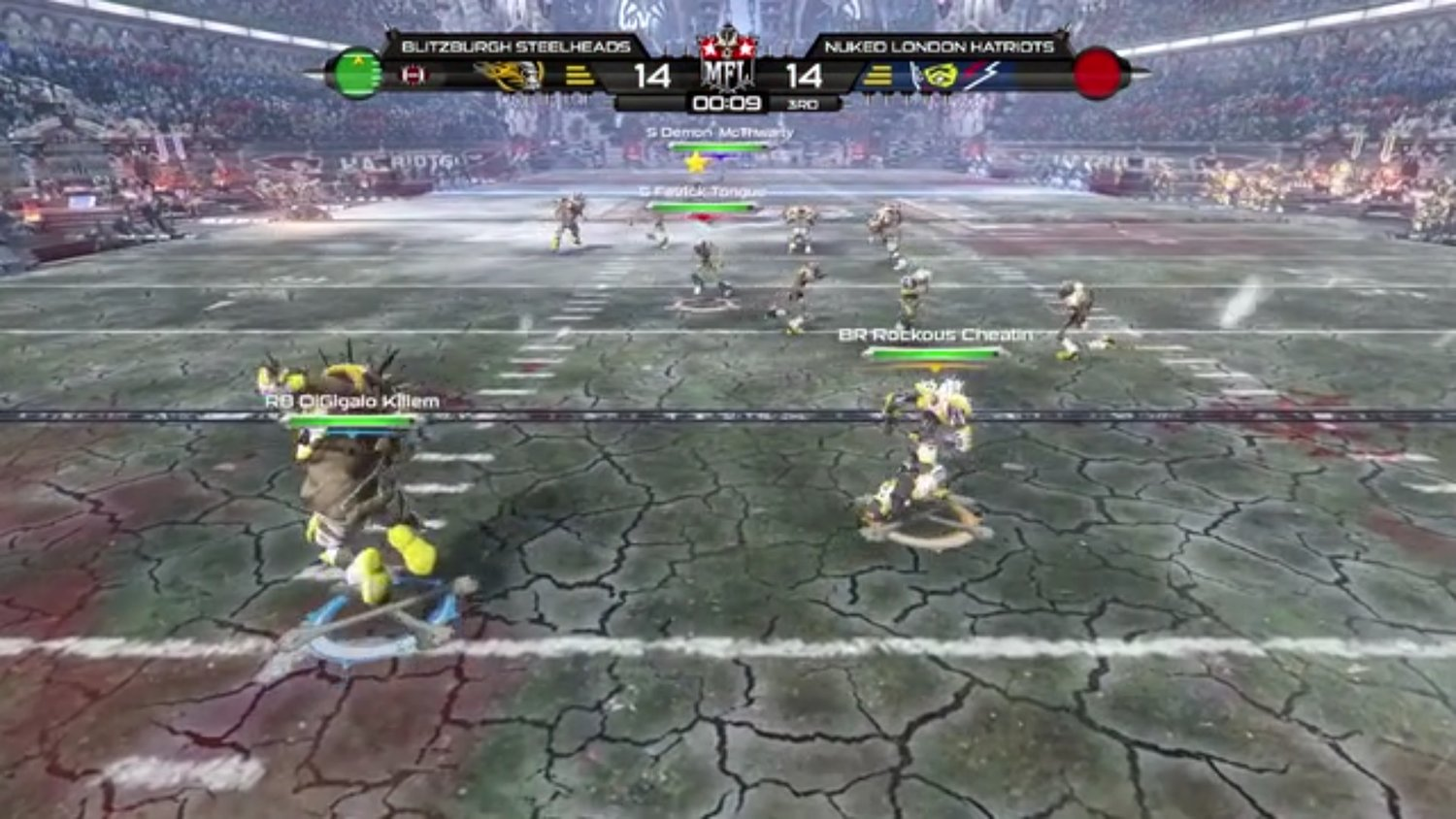 A MUTANT FOOTBALL LEAGUE Remake Has Successfully Been Funded On Kickstarter