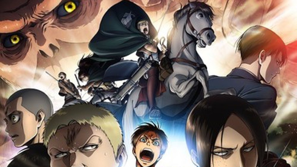 Attack on titan season 2 date in Brisbane