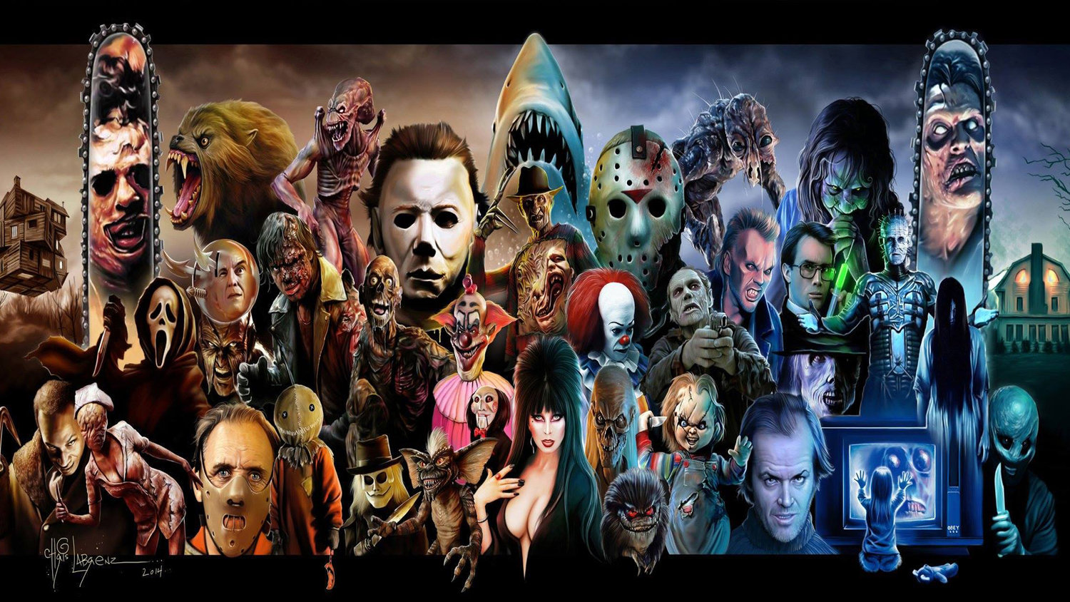 Stuff For Movie Buffs: Ep. 56 — Horror Movies That Deserve a Reboot