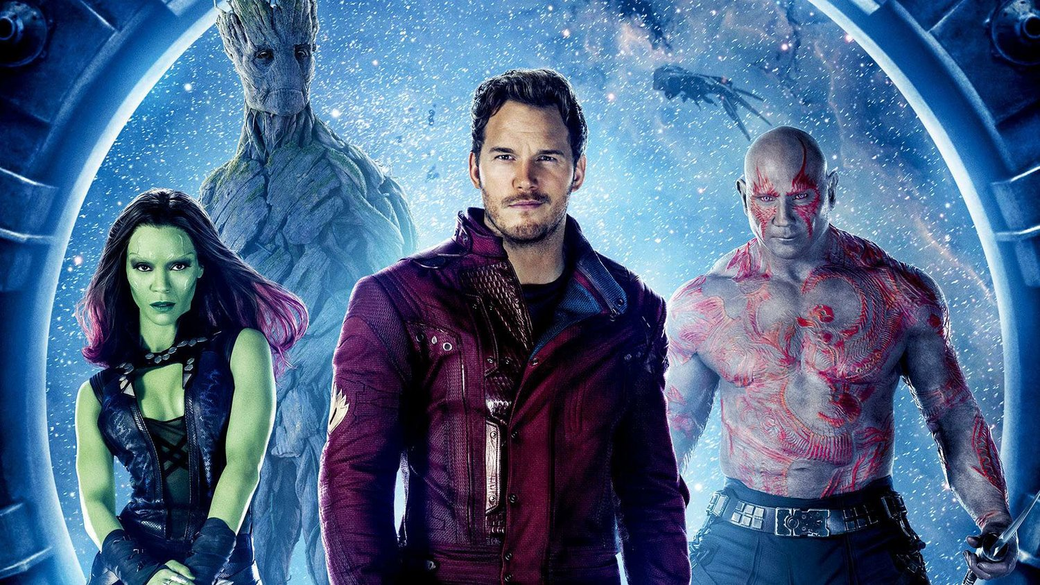 GUARDIANS OF THE GALAXY VOL 2 Is Not Connected to AVENGERS: INFINITY WAR