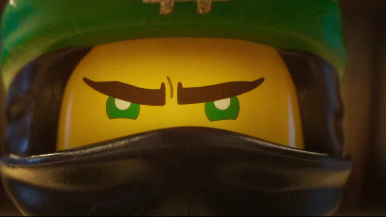 Short Teaser for THE LEGO NINJAGO MOVIE Looks Surprisingly Good