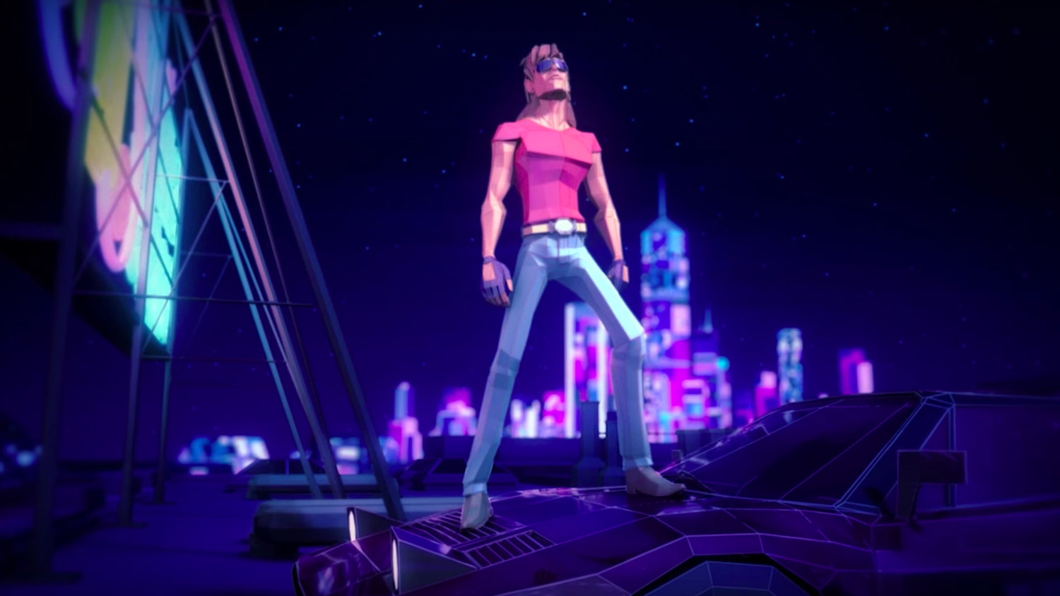 '80s-Inspired Short Film META MAN Has Some Serious Style
