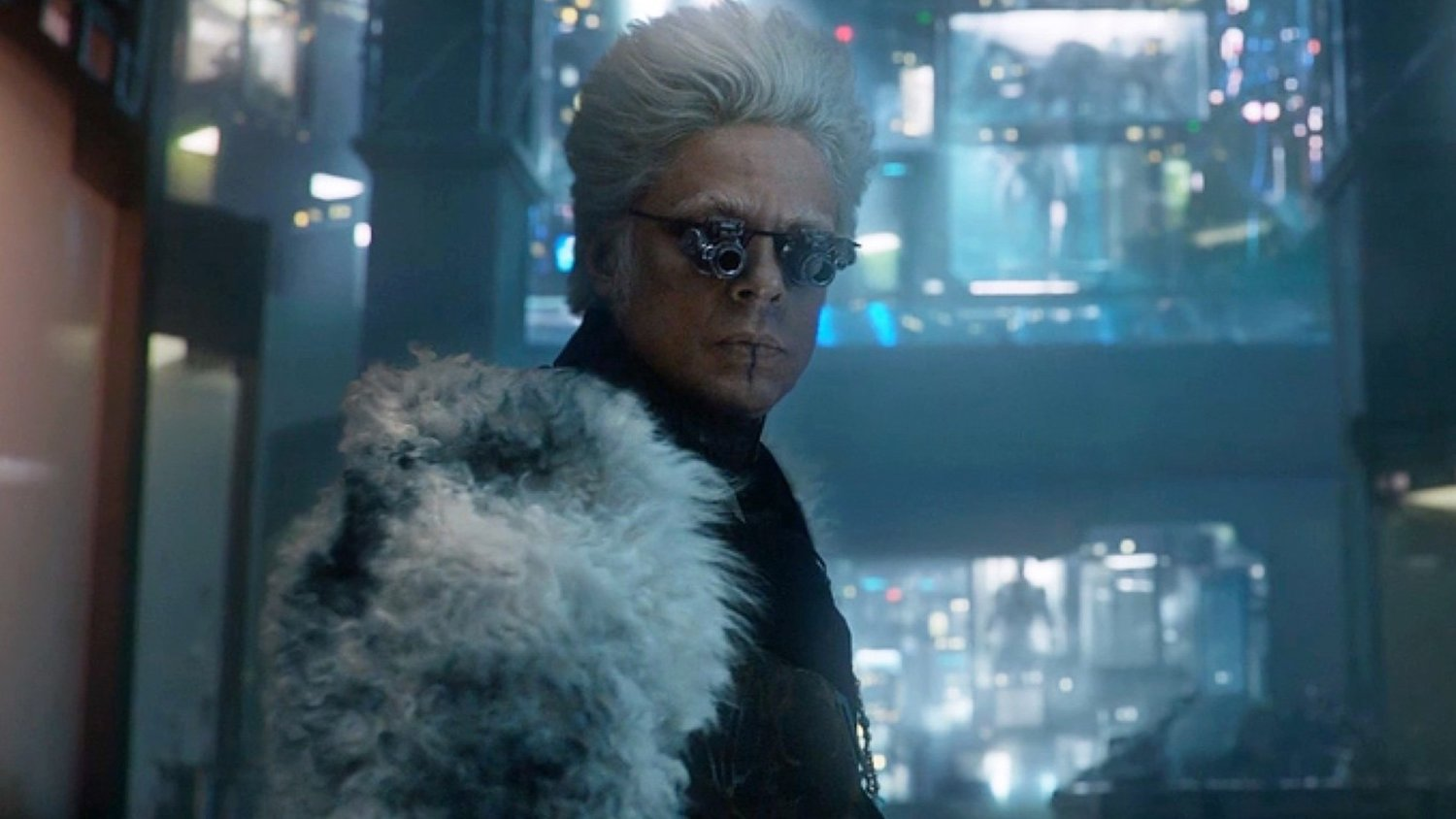 The Collector Confirmed to Appear in AVENGERS: INFINITY WAR