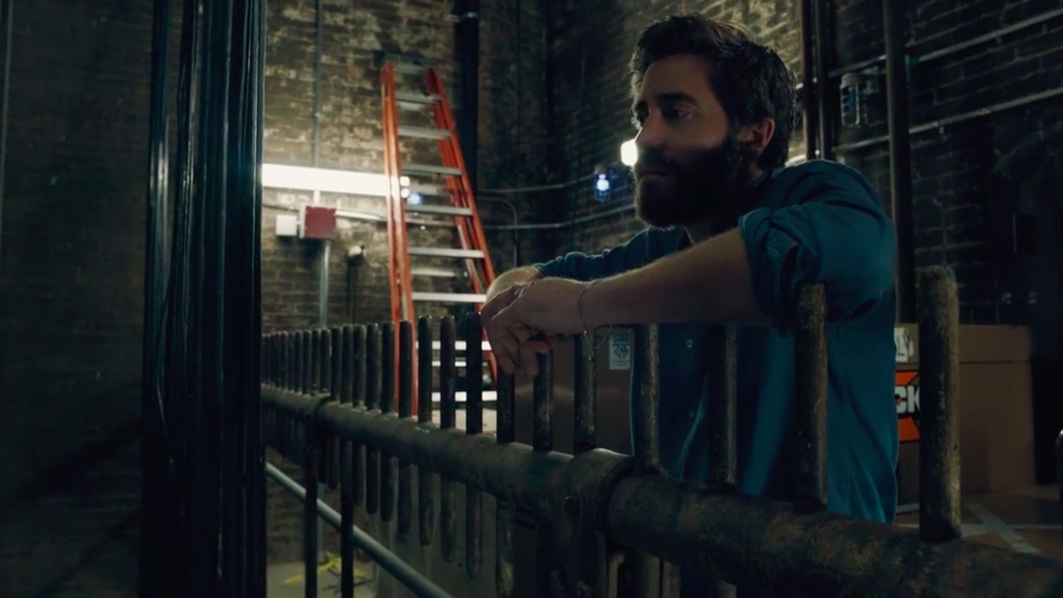 Jake Gyllenhaal Shows Off His Pipes in Video Directed by Cary Joji Fukunaga