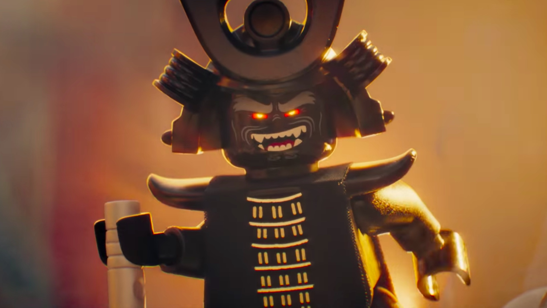 Full Trailer For The Lego Ninjago Movie Shows Off A Lot Of
