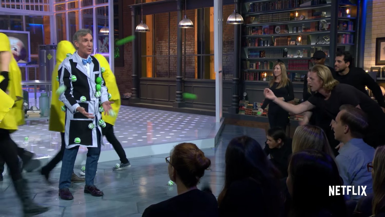 First Trailer for Netflix Series BILL NYE SAVES THE WORLD