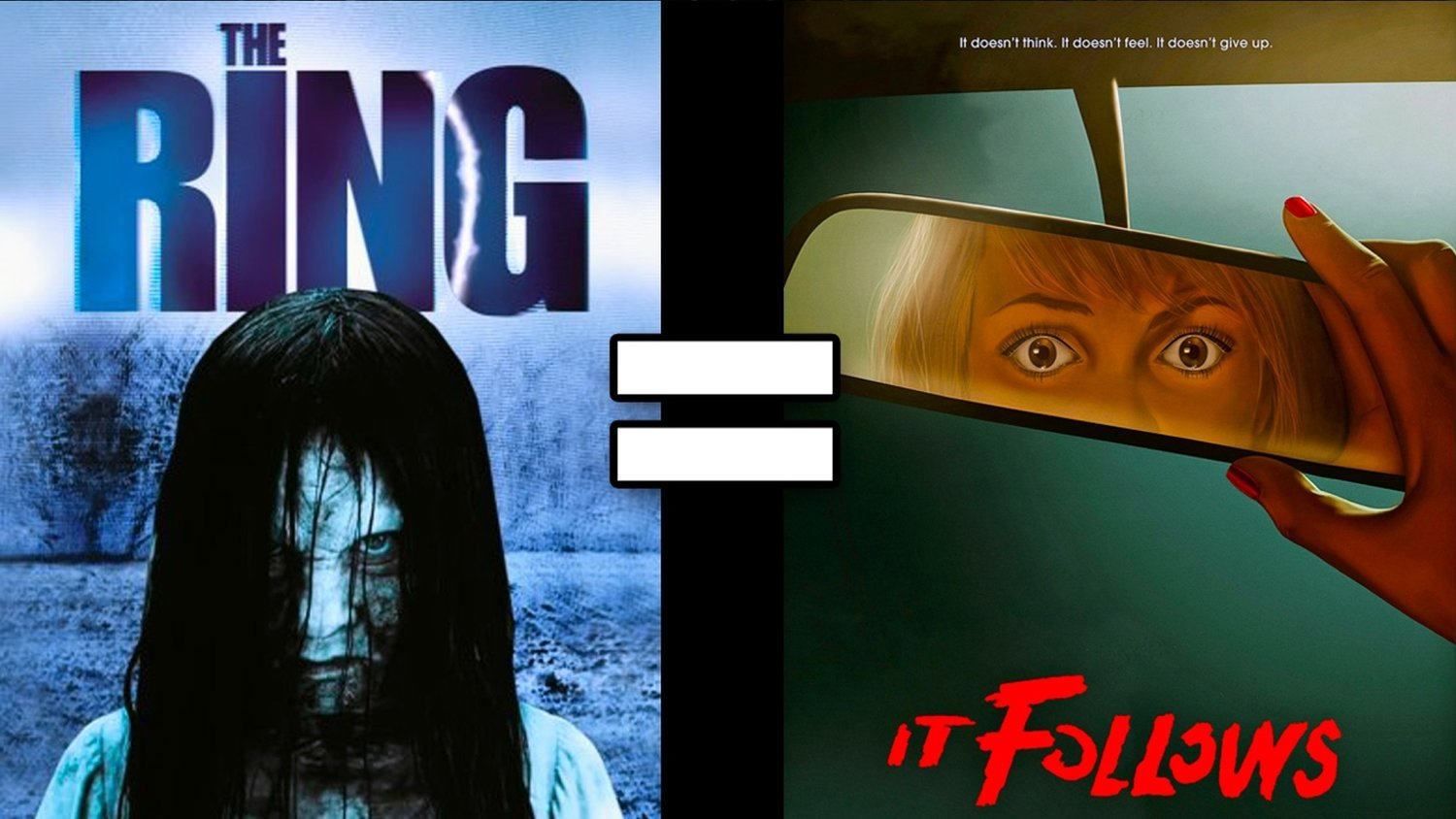 24 Reasons THE RING and IT FOLLOWS Are the Same Movie