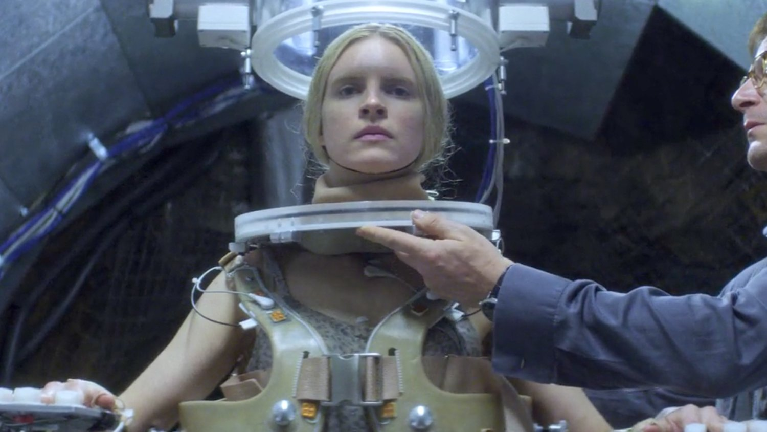 Netflix Releases an Announcement Video for THE OA Part II