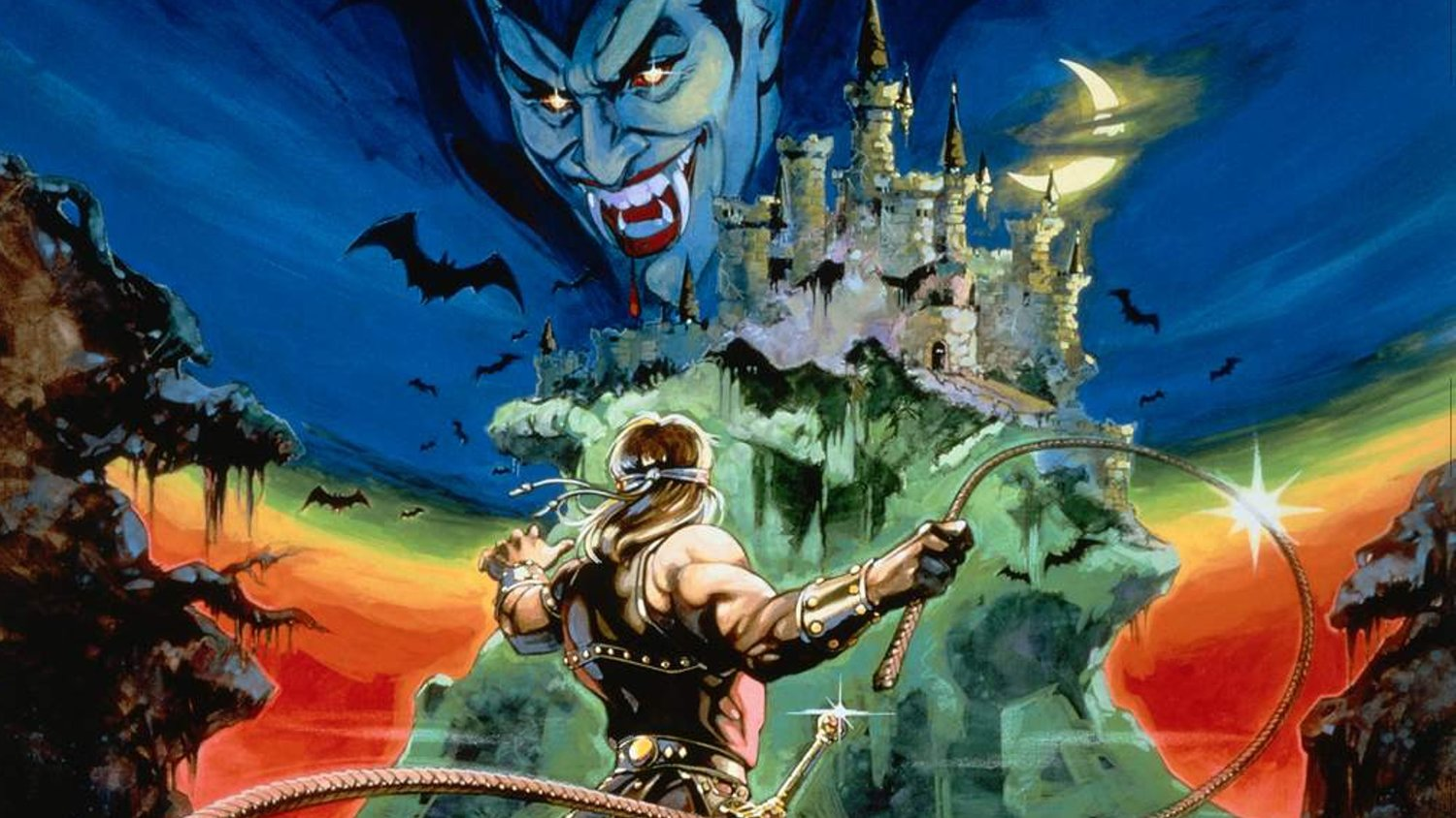 Netflix Announces a CASTLEVANIA TV Series Coming in 2017!