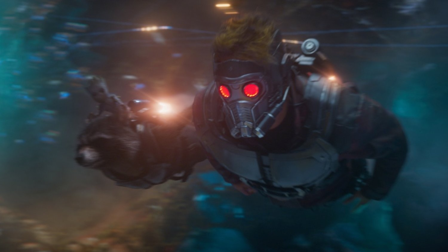 Star-Lord Likes Listening to Music in the Heat of Battle and Other Details From GUARDIANS OF THE GALAXY VOL. 2