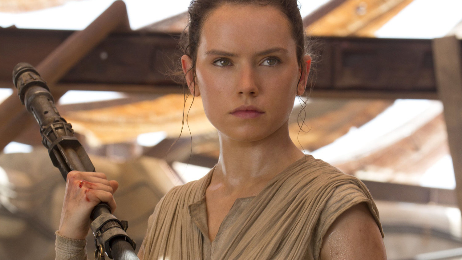 Judi Dench Helps Josh Gad Bombard Daisy Ridley With More THE LAST JEDI Questions