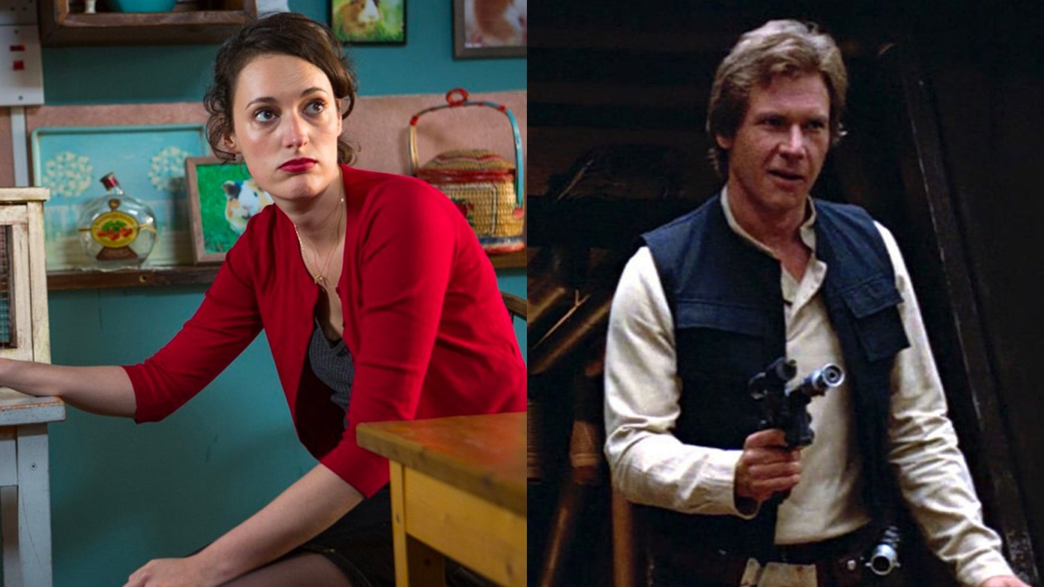 The HAN SOLO Movie Is Getting a New Alien or Droid Character Played by Phoebe Waller-Bridge