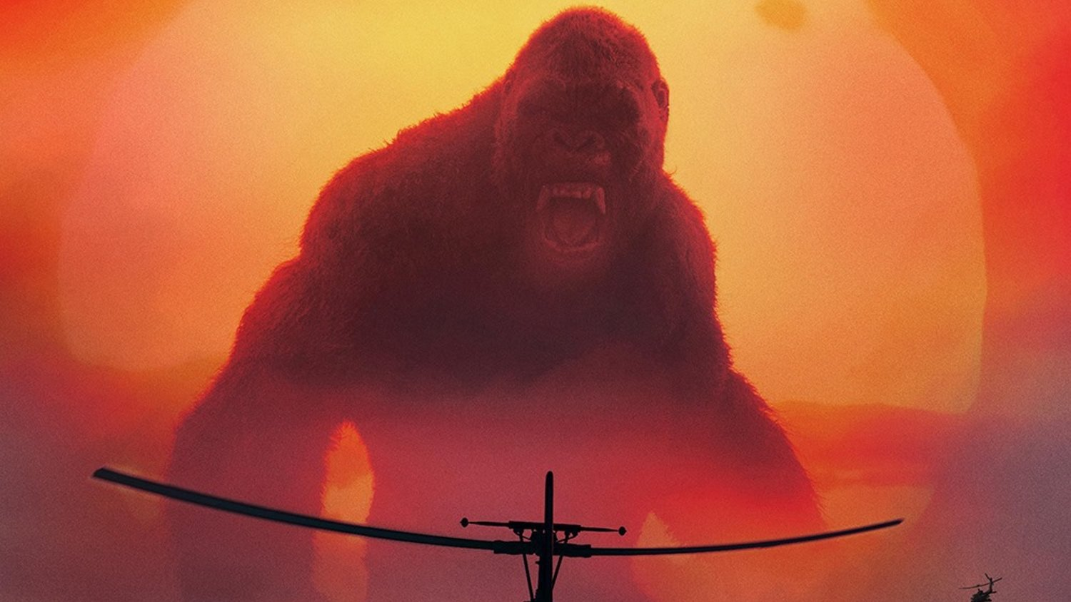 2 Cool Extended Spots for KONG: SKULL ISLAND Focus on a Place Where Myth and Science Meet