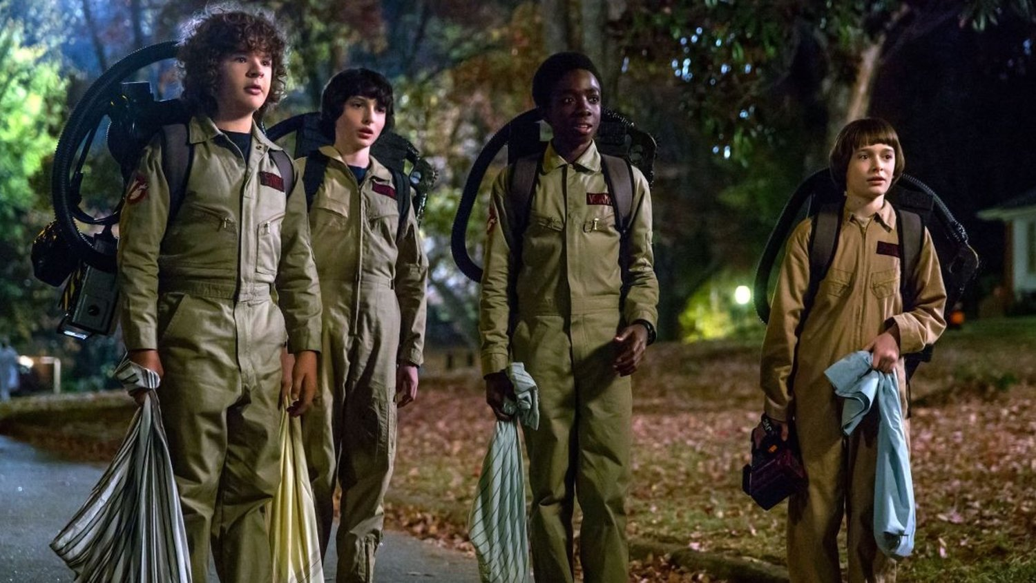 STRANGER THINGS Season 2 - New Photo and New Character and Plot Details