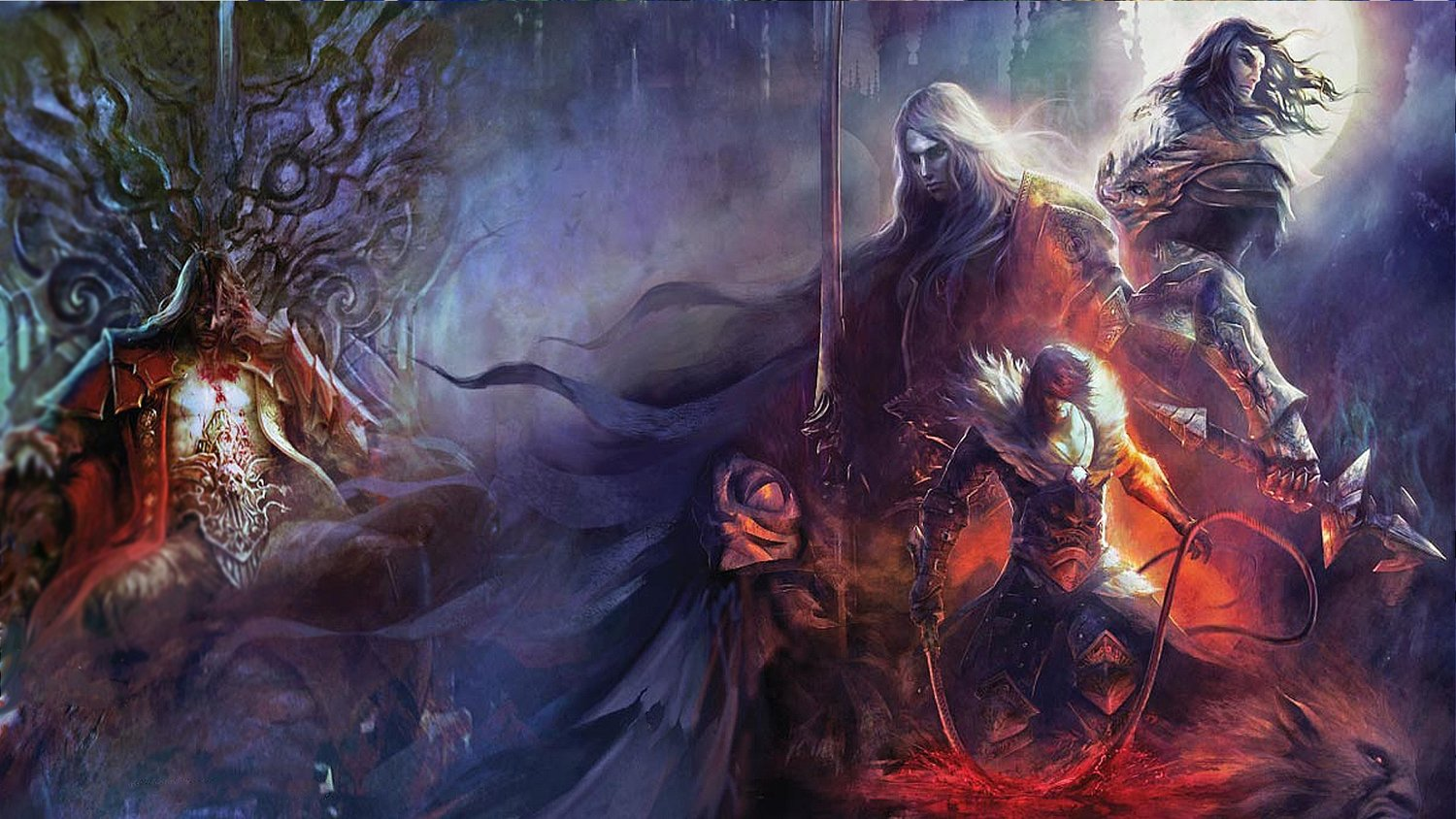 Details Revealed for Netflix's CASTLEVANIA Animated Series; It Will Have a GAME OF THRONES Vibe