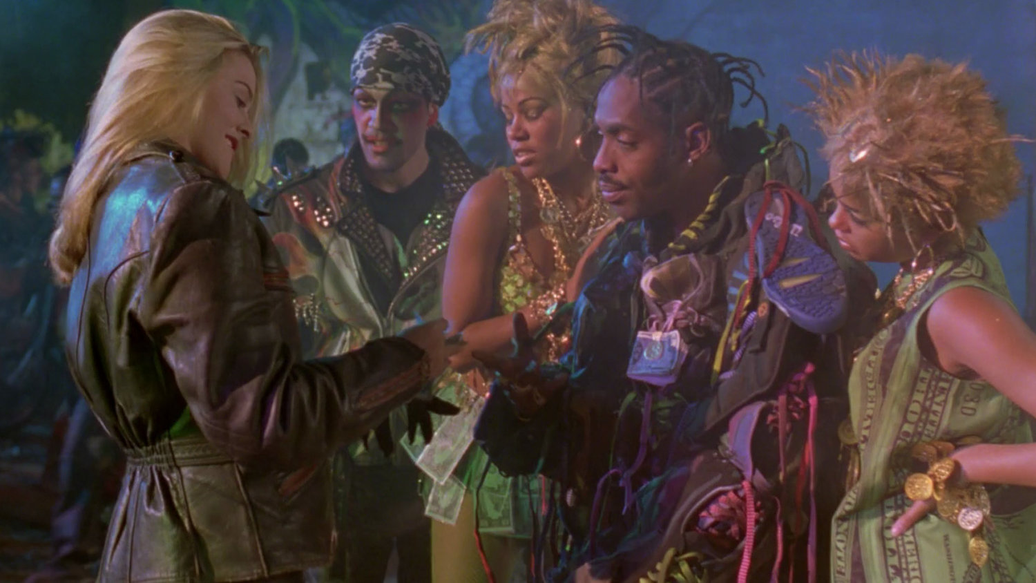 Wait, Coolio Almost Played Scarecrow in a Batman Movie?