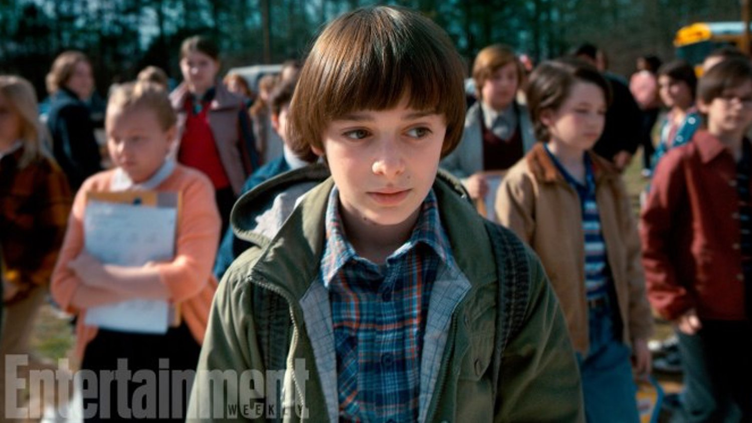 Several New Photos Released for STRANGER THINGS Season 2
