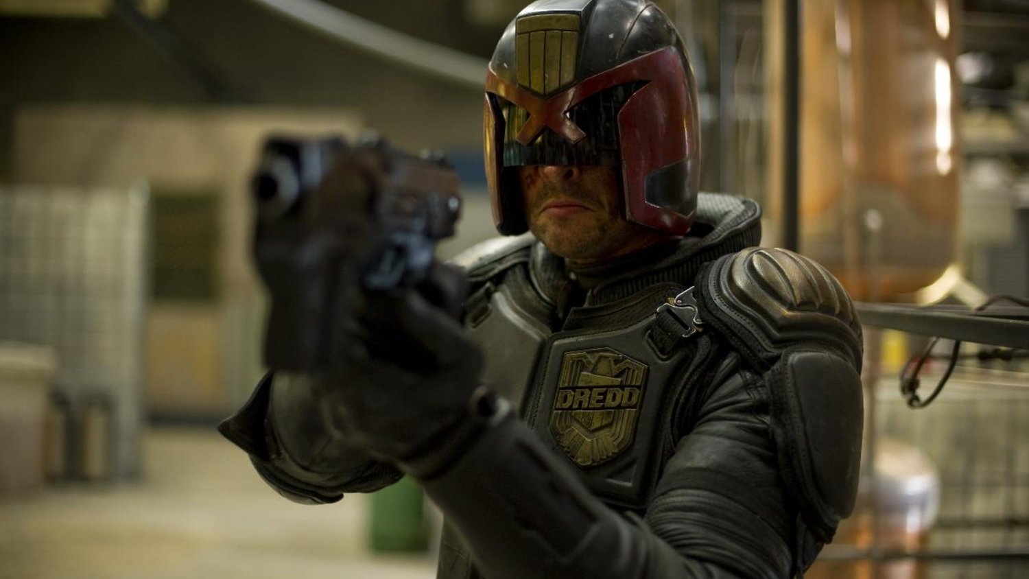 When DREDD 2 Happens It Will Be As an Animated Movie