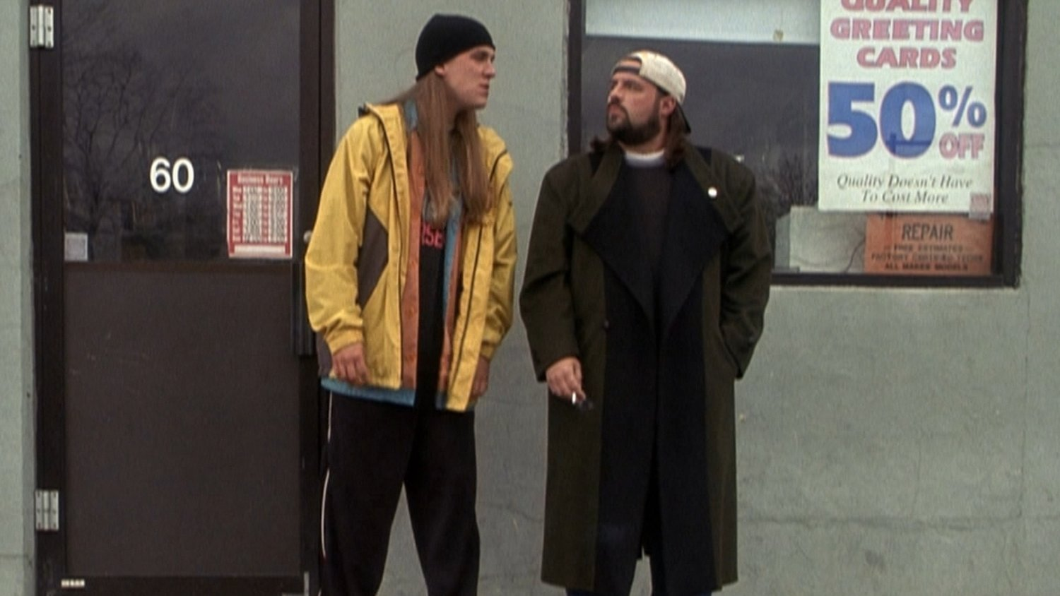 Kevin Smith Announces a New JAY AND SILENT BOB Movie Because CLERKS III and MALLRATS 2 Are Seemingly Dead