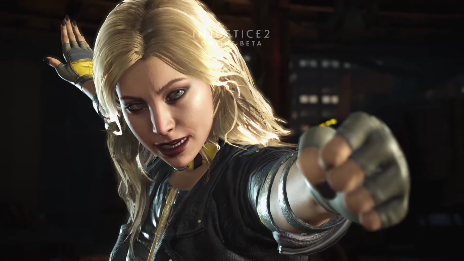 Black Canary Is Kicking Ass In New INJUSTICE 2 Footage
