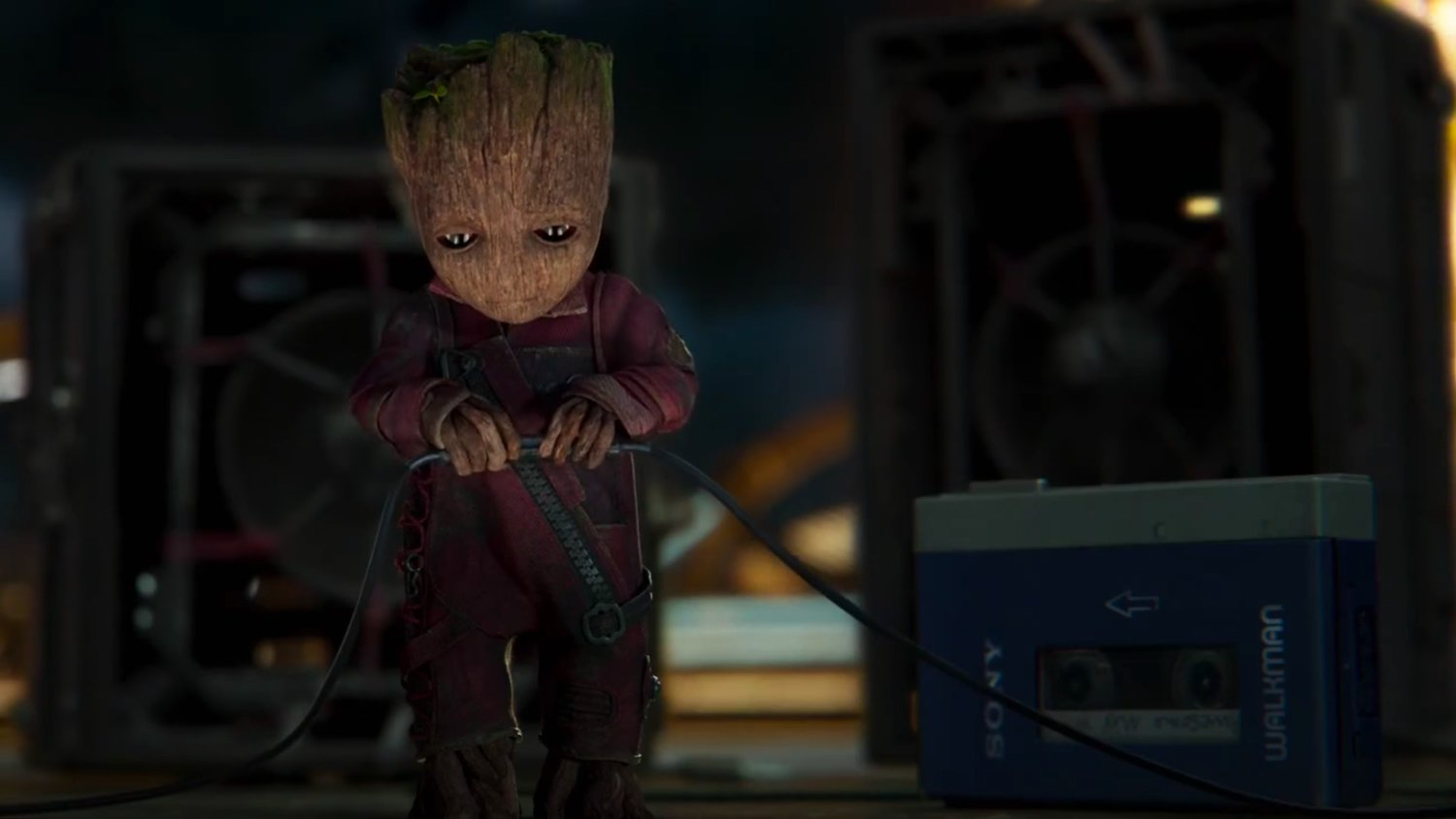 GUARDIANS OF THE GALAXY VOL. 2 Gets an Exciting New TV Spot with David Bowie's