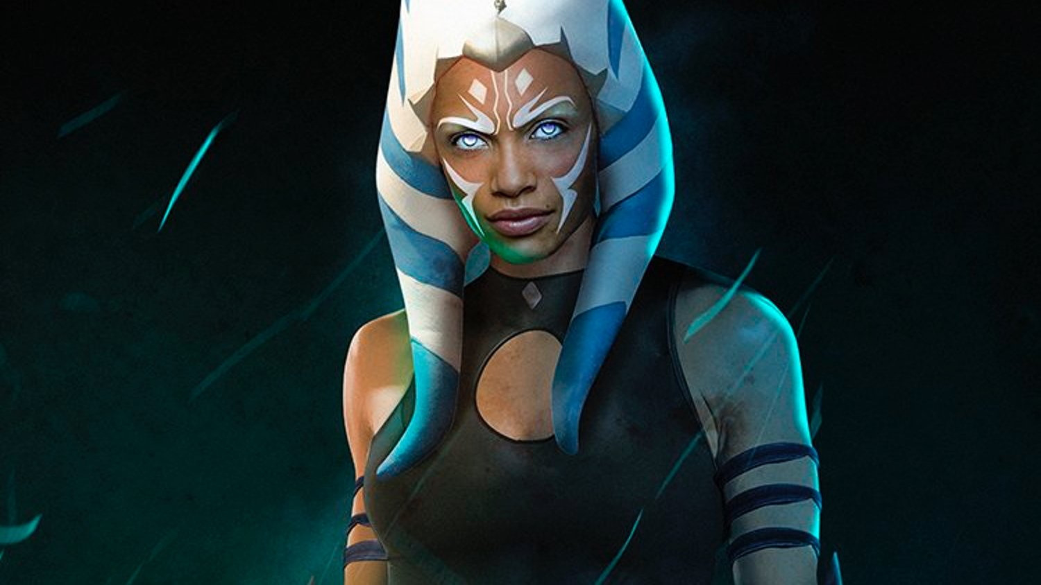 Fan Art Features Rosario Dawson as STAR WARS Character Ahsoka Tano