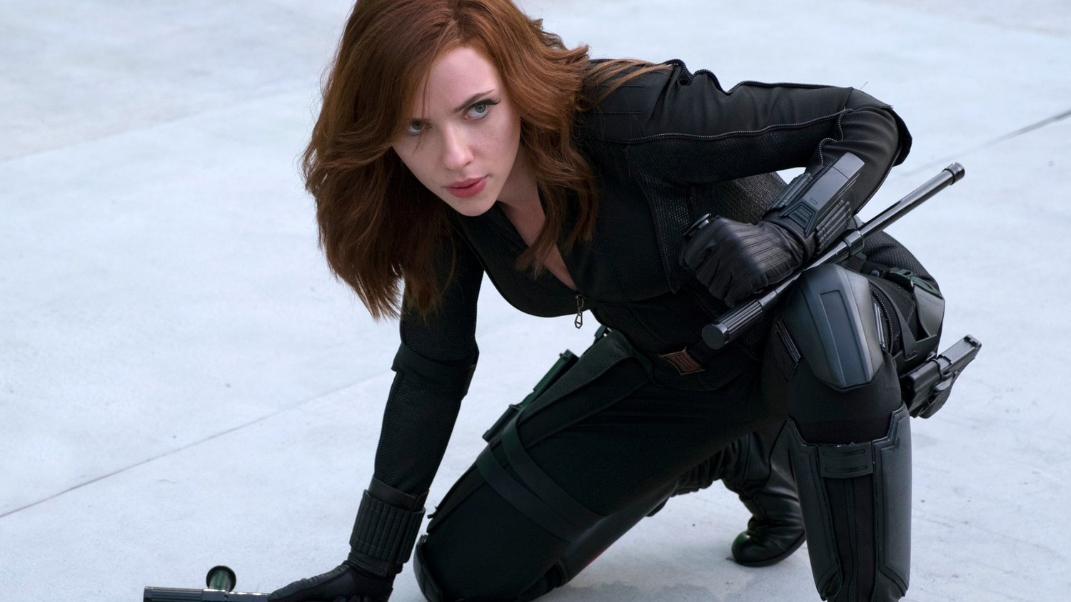Scarlett Johansson and Kevin Feige Think BLACK WIDOW Is Right for a Standalone Film