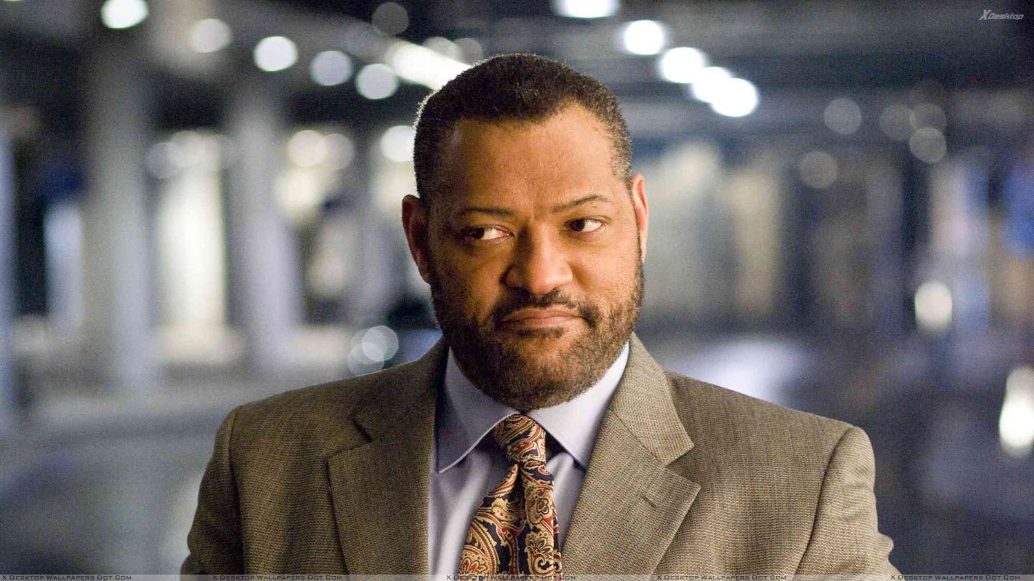 Laurence Fishburne Talks Turning Down JUSTICE LEAGUE and Says Marvel Is Kicking DC's Ass