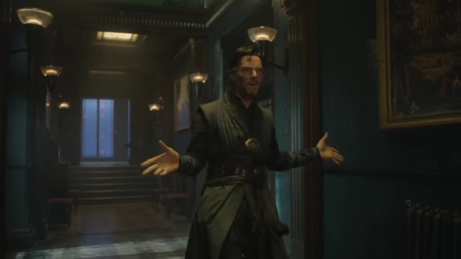 These DOCTOR STRANGE Outtakes Are Sure to Make You Chuckle