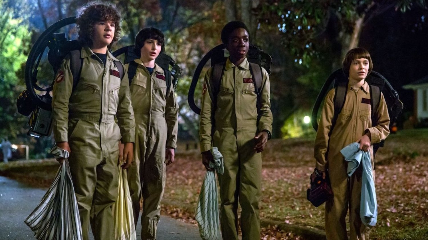 STRANGER THINGS Season 2 Upped Their Security Levels to GAME OF THRONES Standards