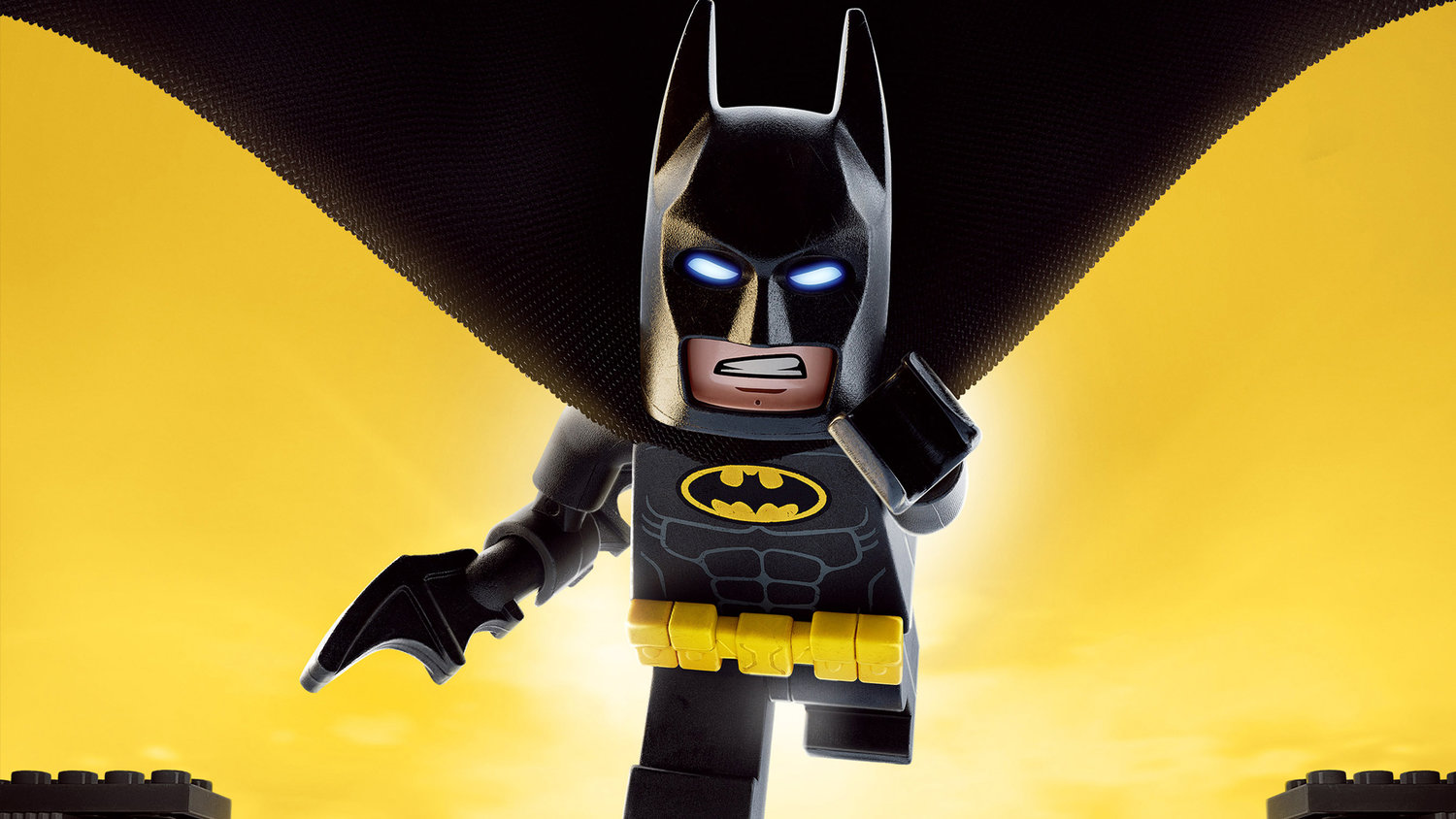 Stuff For Movie Buffs: Ep. 58 — THE LEGO BATMAN MOVIE Review