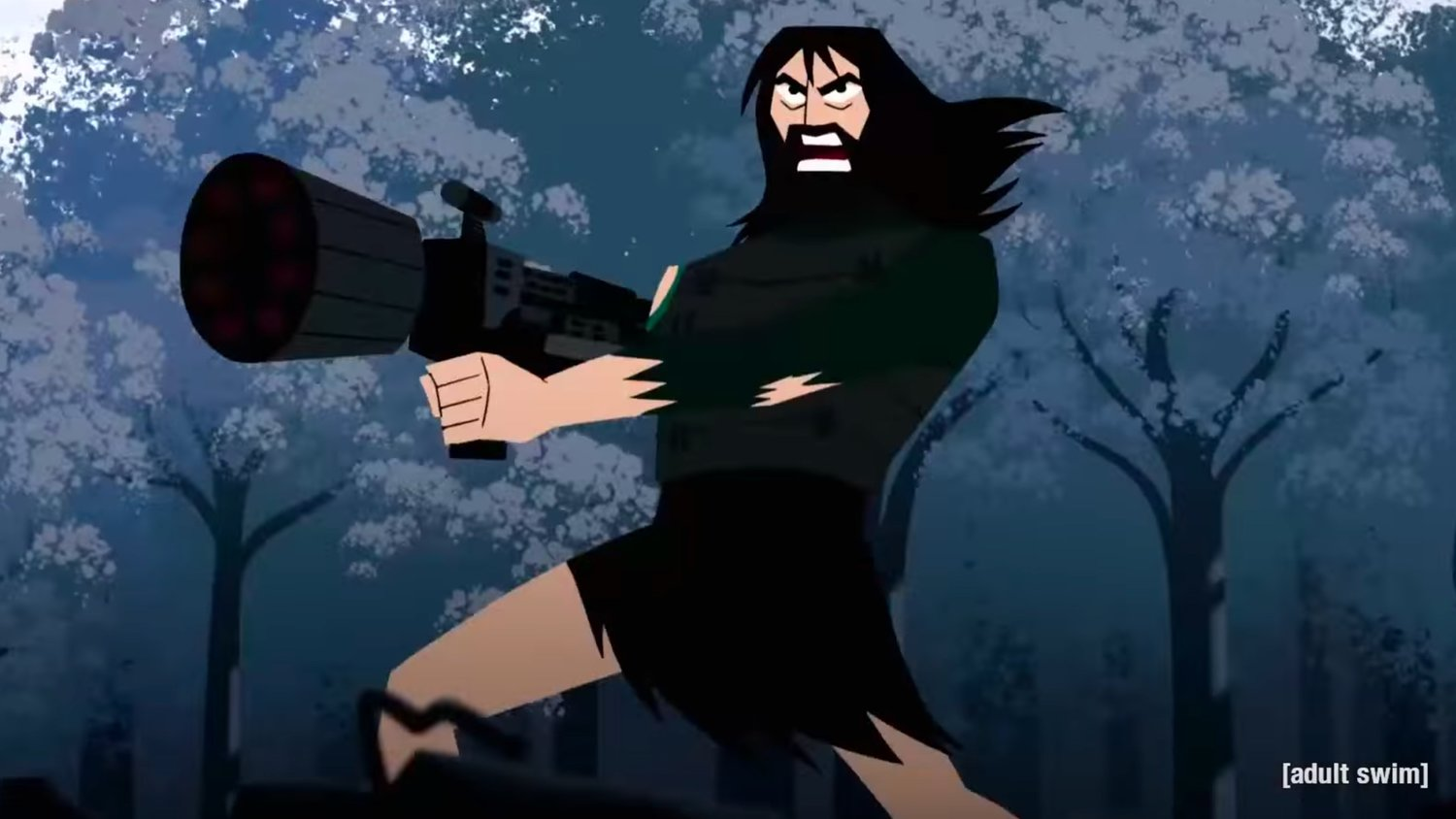 SAMURAI JACK Featurette Shows New Footage and the Creator Discusses Jack's Final Journey in Season 5