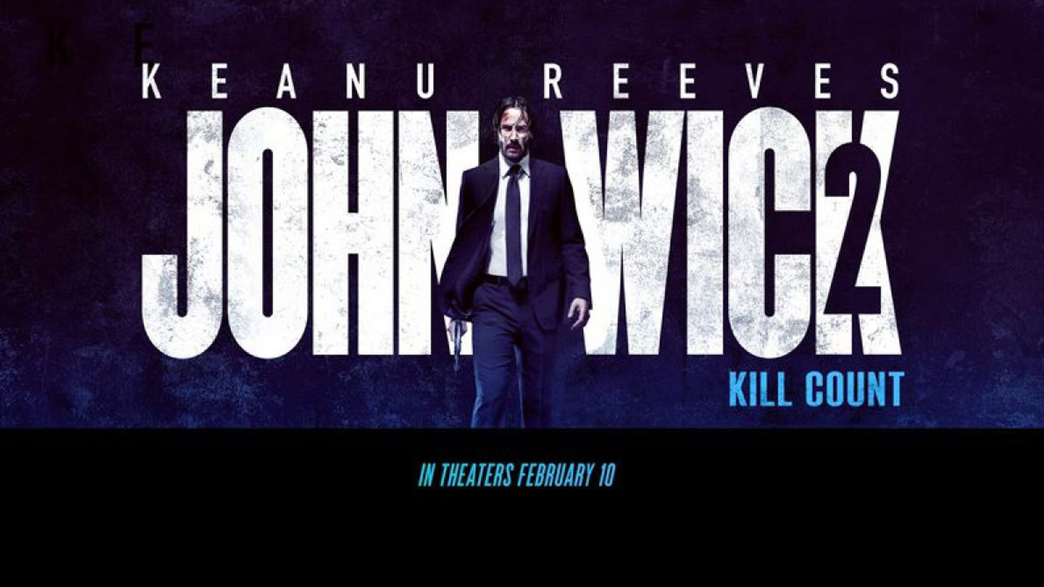 Learn the Final JOHN WICK: CHAPTER 2 Body Count in This Detailed Infographic