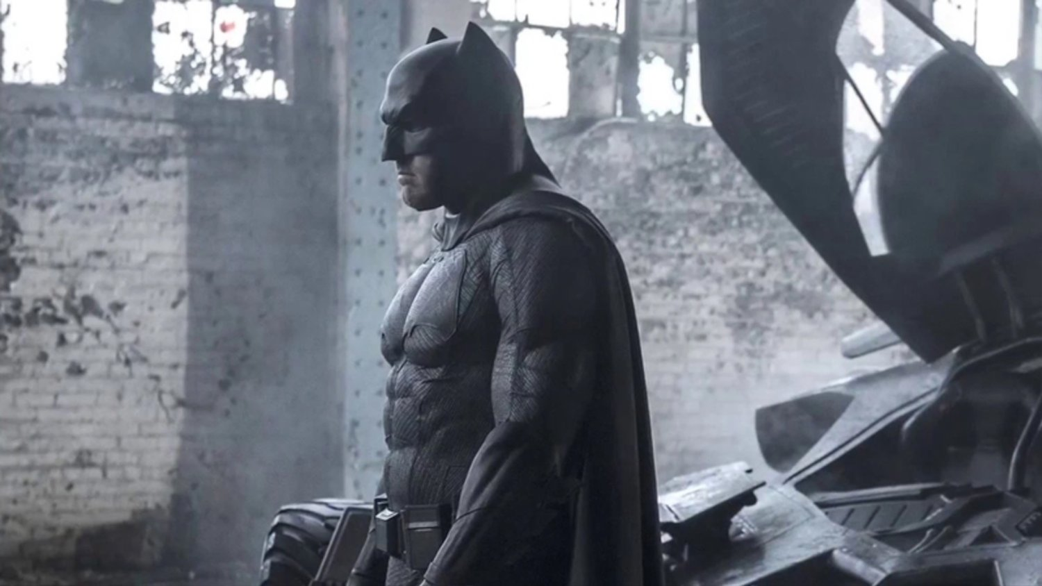 Ben Affleck Reportedly Doesn't Want to Be Batman Anymore