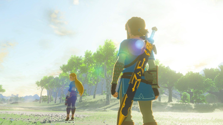 Nintendo Announces Season Pass For THE LEGEND OF ZELDA: BREATH OF THE WILD