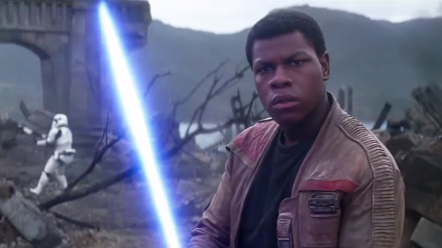 New Rumors About Finn's Role in STAR WARS: THE LAST JEDI