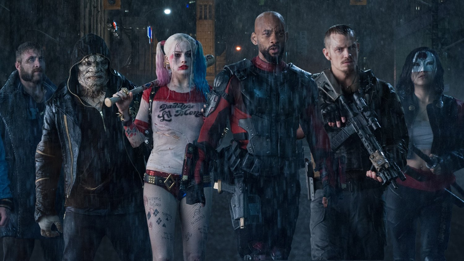 SUICIDE SQUAD 2 Could End Up Being Directed by Mel Gibson