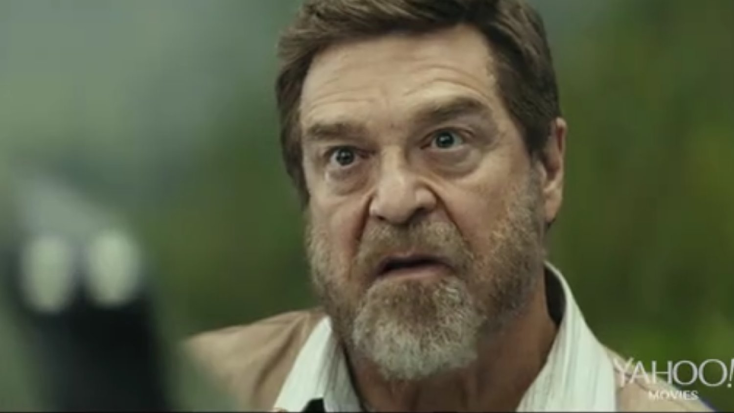 John Goodman Reveals the Truth in New Clip From KONG: SKULL ISLAND